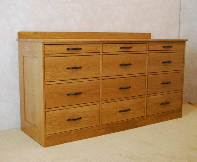 12 Drawer Chest ~ Drawer chest of drawers de vries woodcrafters