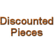 Discounted Pieces